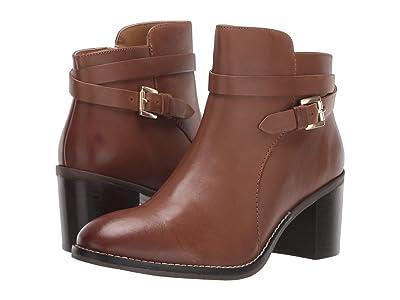 Hush Puppies Hannah Strap Boot (Dachshund Leather) Women