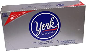 York Peppermint Patties, 1.4 oz, 36 count