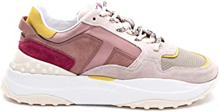 Tod's Luxury Fashion Womens XXW45B0BB50M0BLLKM Pink Sneakers | Fall Winter 19