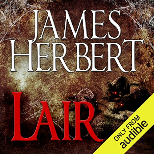Lair audiobook cover art