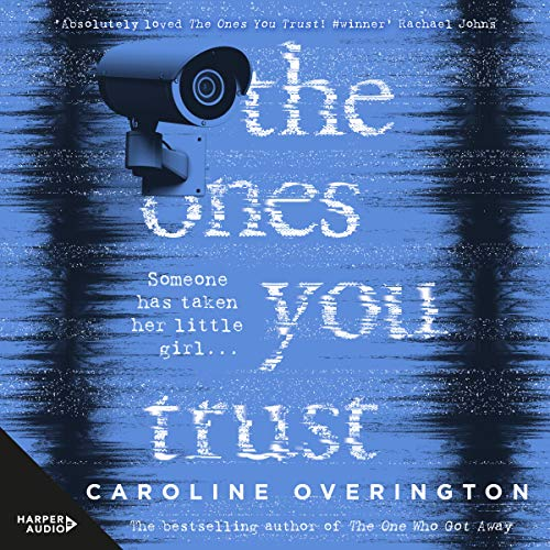 The Ones You Trust audiobook cover art