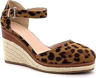 804213c92 Amazon.fr : Jaune - Sandales / Chaussures femme : Chaussures et Sacs