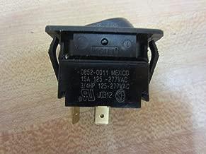 McGill 0852-0011 Rocker Switch 08520011