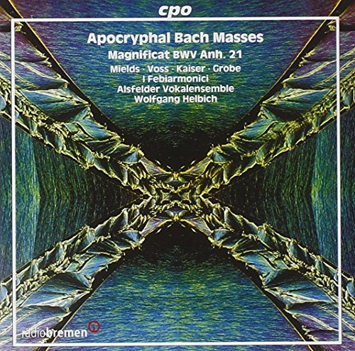 Apocryphal Mass / Magnificat (BWV Anh. 21)