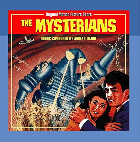 The Mysterians (Original Motion Picture Score)