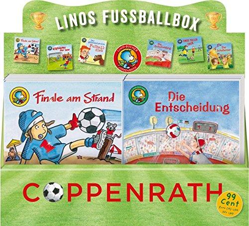 Linos Fußballbox, Box Nr. 63: (6 x 10 Ex.) (Lino-Bücher)
