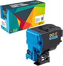 Do it Wiser Compatible Toner Cartridge Replacement for Konica Magicolor 4750 4750dn 4750en - a0x5430-6,000 Pages (Cyan)