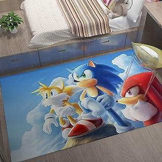 GOOCO Tapis Décoration De La Maison Chambre d'enfants Tapis De Jeu Canapé Table Basse Plancher Couverture Chaude Chambre B...