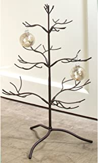 wrought iron jewelry displays