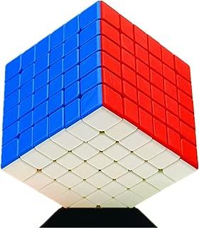 CuberSpeed 6x6 Stickerless Magic Cube Speed Cube 6x6 Stickerless Puzzles