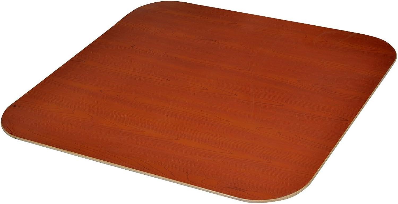 Pro-Mart DAZZ Reversible Extra Large Chair Mat, Cherry and Oak Wood Veneer Finish