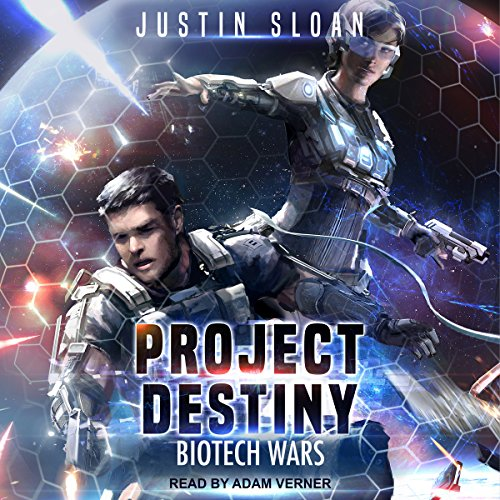 Project Destiny Titelbild