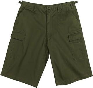 ROTHCO(ロスコ)6ポケット ロング カーゴショーツ/XTRA LONG FATIGUE SHORTS :7962