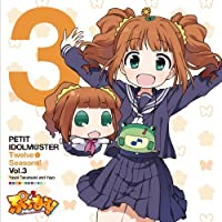 PETIT IDOLM@STER Twelve Seasons! Vol.3 by ANIMATION (2013-01-30)