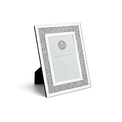 61d04ce09858 Royal Crest Mirror and Crystal Frame