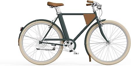 Vela 2 - Bicicleta Elétrica Smart (Verde, 55-29'')