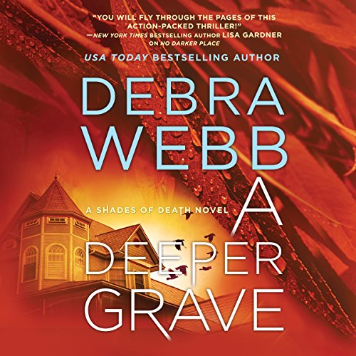 A Deeper Grave Audiobook By Debra Webb cover art