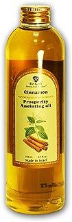Ein Gedi Biblical Essential Anointing Oil 250ml From Holy Land Jerusalem by Bethlehem Gifts TM (Cinnamon Prosperity)