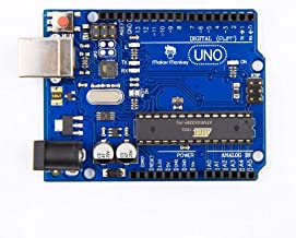 Maker Monkey MM-00 UNO R3 Arduino Compatible ATMega328p
