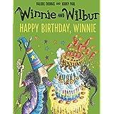 Winnie and Wilbur: Happy Birthday, Winnie! (English Edition)
