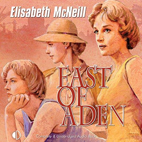 East of Aden audiobook cover art