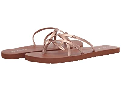 Volcom New School II (Rose Gold) Women