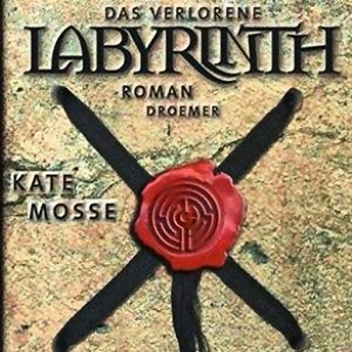 Das verlorene Labyrinth audiobook cover art