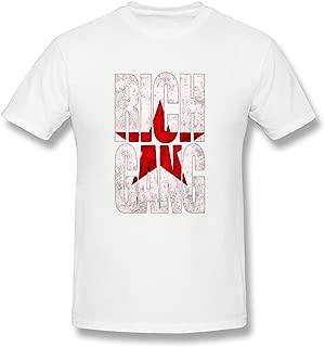 FEDNS Men's Tap Out Rich Gang T Shirt