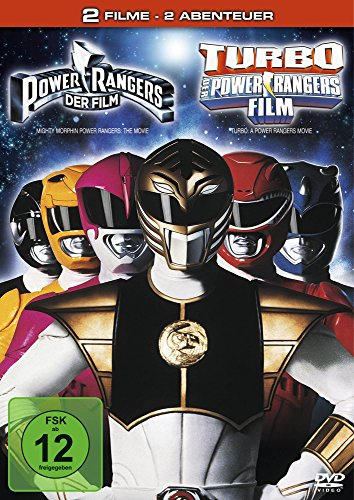 Power Rangers - Der Film / Turbo - Der Power Rangers Film