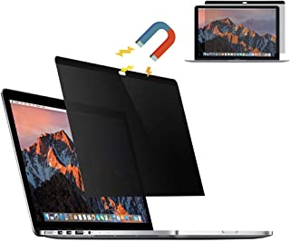YAKAI 13 inch [Magnetic] Privacy Filter Screen Protector, Anti-spy&Anti-Glare Film Compatible MacBook Pro 13.3'' (2016-Current Version: A1706/A1708/A1989 Models)