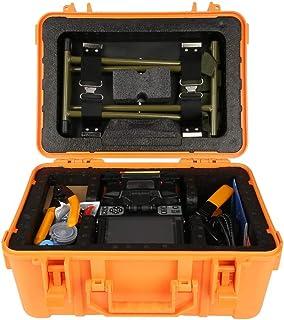 BDFA Empalmadora de fusión, Empalmadora de fusión de Fibra óptica, Máquina de Estampado de Soldadura de Fibra óptica A-81S, Empalmadora de Soldadura automática de Fibra óptica para SM/MM/DS/NZDS