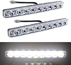 Flexible Day time Running light ultra bright and ultra low power consumption.