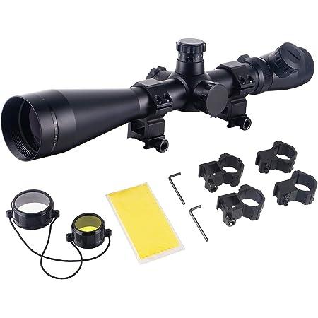 Focuhunter Zielfernrohr Luftgewehr 3 5 10x50mm Softair Kamera