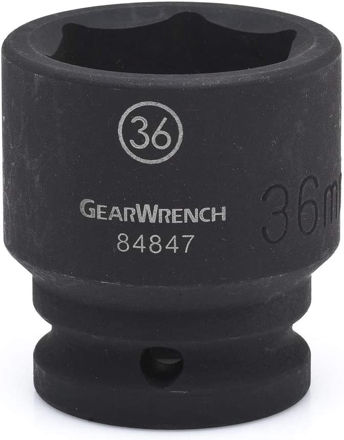 GEARWRENCH 3//4 Drive 6 Point Deep Impact SAE Socket 5//8-84891