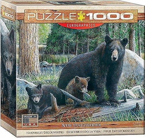 compra en línea hoy EuroGraphics New Discoveries Discoveries Discoveries Puzzle (1000 Piece) by EuroGraphics  precios al por mayor