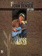 The Best of John Denver: Easy Guitar