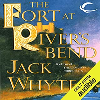 The Fort at River's Bend: The Sorcerer, Volume I     Camulod Chronicles, Book 5              Written by:                                                                                                                                 Jack Whyte                               Narrated by:                                                                                                                                 Kevin Pariseau                      Length: 21 hrs and 40 mins     7 ratings     Overall 5.0