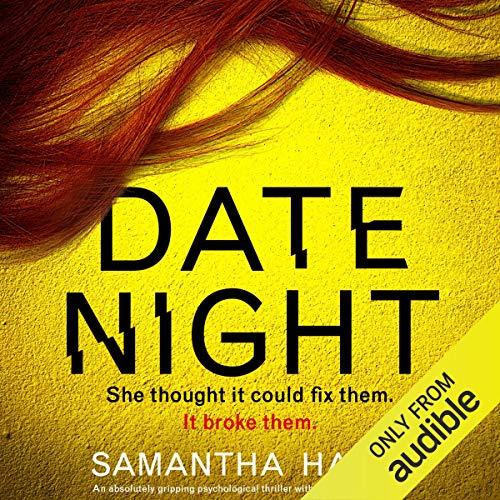 Page de couverture de Date Night
