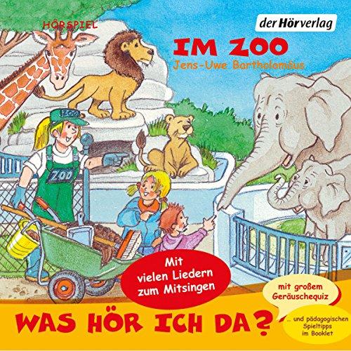 Im Zoo (Was hör ich da?) Titelbild
