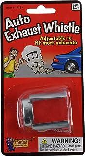 TG,LLC Treasure Gurus Novelty Prank Car Exhaust Whistle Tail Pipe Sound Funny Joke Auto Muffler Gag