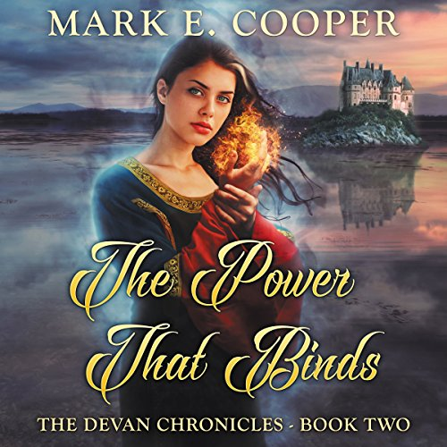 The Power That Binds audiobook cover art