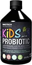 Innotech Nutrition Kids and Us Liquid Probiotic, Grape, 530ml