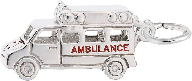 Rembrandt Charms Ambulance Charm