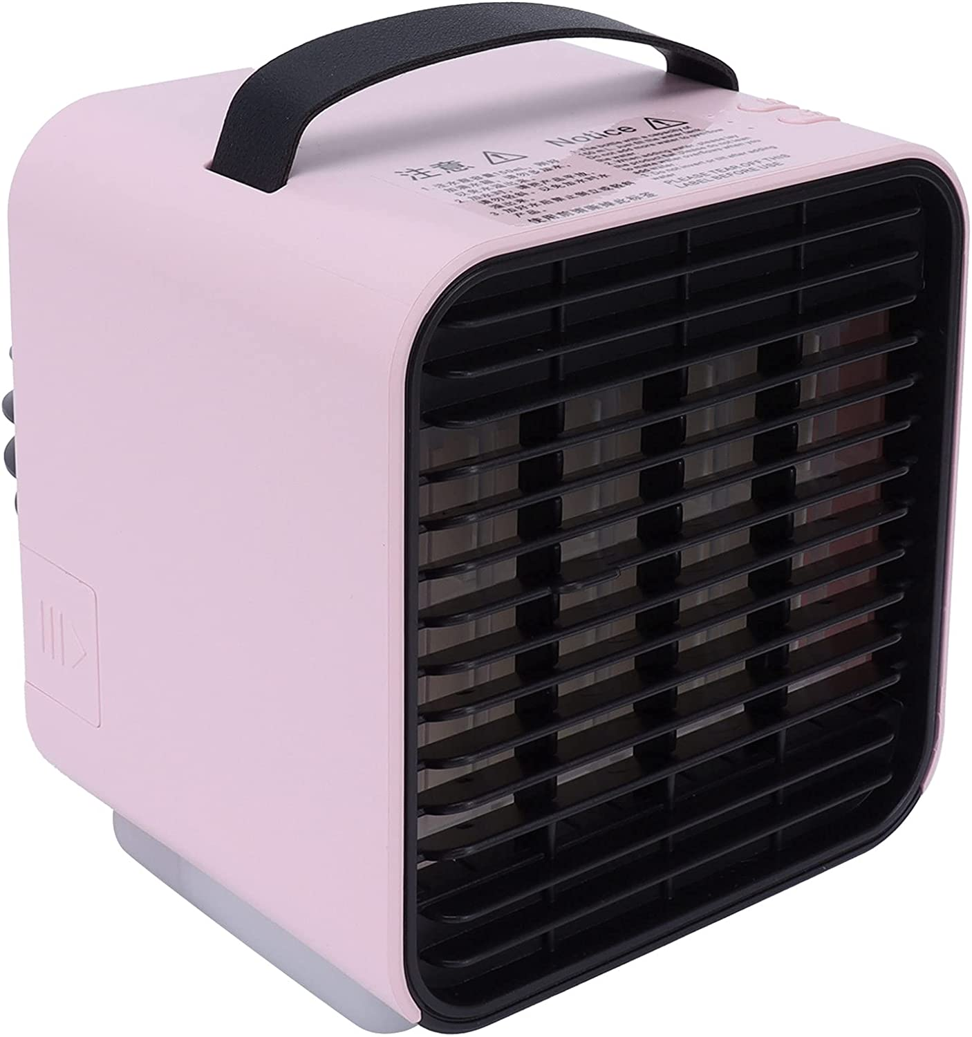 Shanrya Air Cooler Cooling Today's only Fan for shipfree Ref Adjustable Pink Home