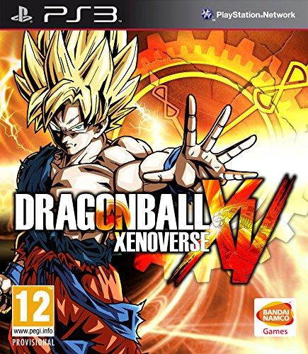 Namco Bandai Games Dragon Ball XENOVERSE PS3 PlayStation 3 videogioco