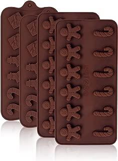 xmas chocolate molds