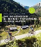 Die schönsten E-Bike-Touren in den Alpen: 25 Touren mit Tipps zu Akkuleistung, Reparaturen und Fahrtechnik Taschenbuch – 2018