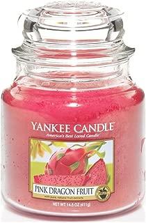 Yankee Candles Medium Jar Candle - Pink Dragon Fruit