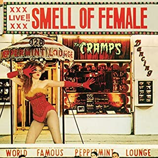 Smell of Female -Reissue- by Cramps