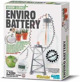4M Green Science Enviro Battery for Kids